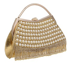 Unique Crystal/ Rhinestone/Pearl Clutches