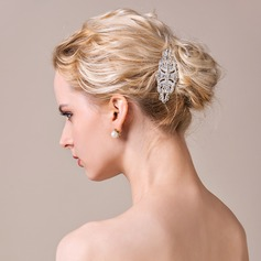 Unique Alloy/Rhinestones Ladies' Hair Jewelry