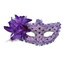 Fashion Plastic Masks (Sold in single piece)