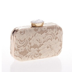 Elegant Alloy Clutches