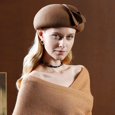 Ladies' Glamourous/Classic/Simple/Vintage/Artistic Wool Beret Hat