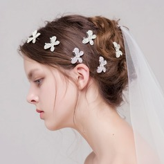 Beautiful Rhinestone/Alloy Hairpins (Sold in a single piece)