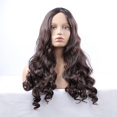 Loose Wavy Synthetic Hair Capless Wigs