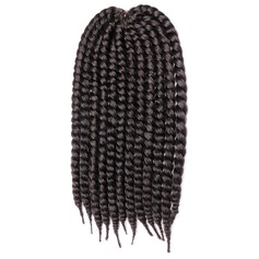 Dread Locks/Faux Locs Synthetic Hair Braids 30strands per pack 80g