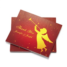 Personalized Fairytale Style Thank You Cards