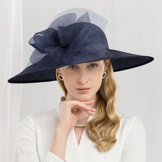 Ladies' High Quality/Romantic/Vintage Cambric Fascinators/Kentucky Derby Hats/Tea Party Hats