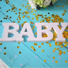 Simple/Classic/BABY SHOWER Lovely/Elegant PVC Wedding Ornaments