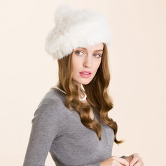 Ladies' Lovely Cony Hair Beanie/Slouchy