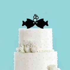 Classic/Forever & EVER Acrylic Cake Topper