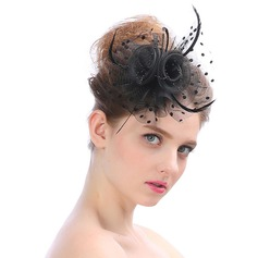 Ladies' Vintage Tulle Fascinators