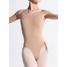 Women's Dancewear Spandex Nylon Ballet Practice Leotards