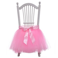 Beautiful Pretty Nylon/Chinlon Chair Ribbon Sash