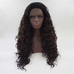 Curly Synthetic Synthetic Wigs Lace Front Wigs