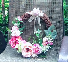 Classic Rattan Straw Decorations/Headdress Flower -