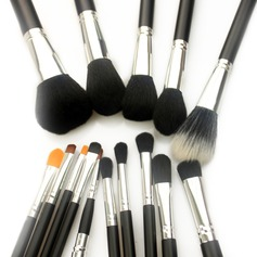 Fashion 15Pcs Artificial Fibre Professional Makeup Brush Set #CB1503(046063290)