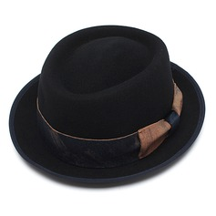 Unisex Beautiful/Gorgeous/Elegant Wool Floppy Hat