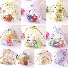 Sweet Love Organza Favor Bags