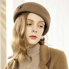 Ladies' Glamourous/Pretty Wool Beret Hats