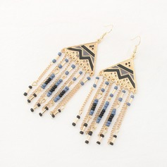 Gorgeous Alloy Beads Ladies' Fashion Earrings