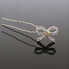 Beautiful Alloy Hairpins (Set of 3)