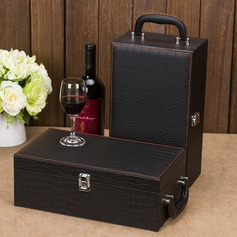 Groom Gifts - Modern Classic Elegant Pu Gift Box/Bag