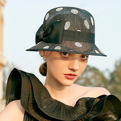 Ladies' Classic/Elegant/Charming Cambric With Bowknot Kentucky Derby Hats