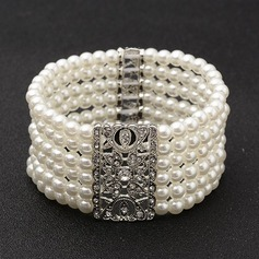 Mode Alliage/De faux pearl Dames Bracelets