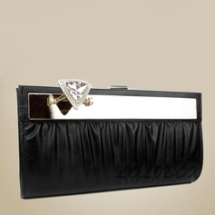 Bright Crystal/ Rhinestone/PU/Rhinestone Clutches/Fashion Handbags