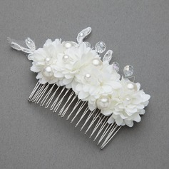 Nice Alloy/Artificial Silk/Lace Combs
