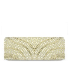 Charming Silk Clutches