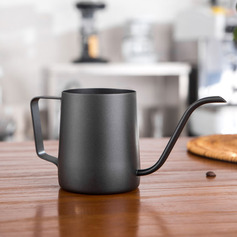 Simple Stainless steel Coffee Pot