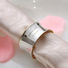 Personalized Zinc Alloy Napkin Rings (118030931)