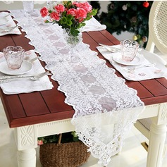 Traditional/Classic Lace Cloth Tablecloth (203084579)