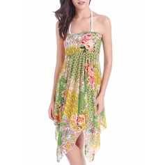 Beautiful Floral Beach dress (202121579)