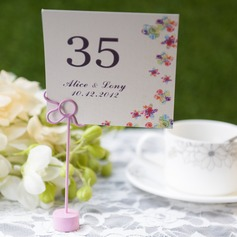 Personalized Artistic Card Paper Table Number Cards