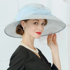 Dames Mode/Speciaal/Elegant Batist Baret van Hat/Kentucky Derby Hats