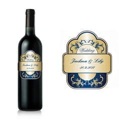 Personalized Classic Bottle Stickers/Bottle Labels  (052062366)