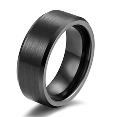 Men's Tungsten steel Men's Bands (305255888)