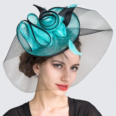 Ladies' Romantic Spring/Summer Cambric With Fascinators