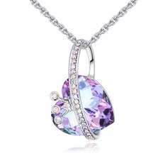 Alloy/Crystal With Crystal Ladies' Necklaces