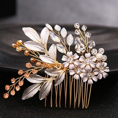 Beautiful Rhinestone/Alloy Combs & Barrettes With Rhinestone