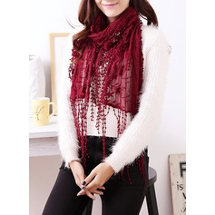 Solid Color Neck Scarf