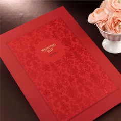 Personalized Classic Style/Modern Style/Bride & Groom Style Z-Fold Favor & Reception Sets