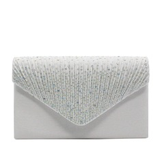 VIDA Leather Statement Clutch - Prague Streets Clutch by VIDA pfkxt44mW