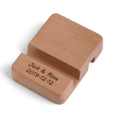 Groom Gifts - Personalized Vintage Wooden Men's Accessory