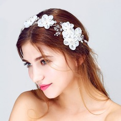 Gorgeous Crystal/Rhinestone/Fabric Flowers & Feathers/Headbands