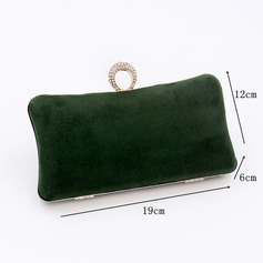 Gorgeous Velvet Clutches
