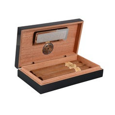 Groom Gifts - Elegant Wooden Humidor (257185219)