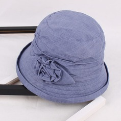 Ladies' Linen Floppy Hat