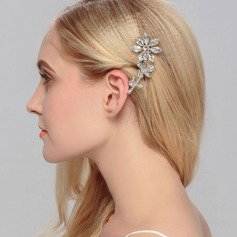 Ladies Special Rhinestone/Alloy Hairpins With Rhinestone